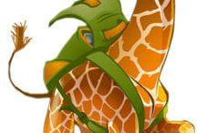 Alfie's giraffe
