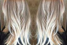 Blonde balayge