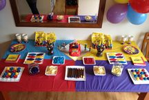 Wiggles birthday party