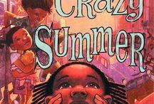 Favorite YA & Middle Grade Books