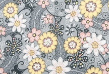 Fabrics I Love / by Heidi Meinecke-Smith