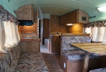 Remodel a bus or RV / by Tommie Robinson