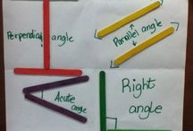 Geometry / Geometry is all about shapes and their properties. Use these fun ideas to explore shapes with your students!