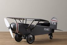 Pilot aviation flight nursery ideas baby boy