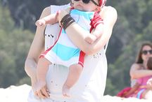 Celeb More / Celebrities and Babies! / by Levana