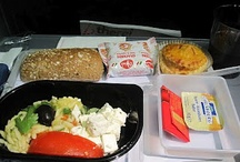 Airline meals / Great in-flight meals