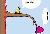 Jokes about food, diets and nutrition / Cartoons and pictures to make you laugh