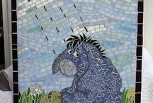 Mosaic..All About Animals
