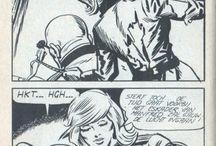 Hessa / Comic heroine