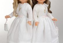 Fiesta de muñecas primera comunión