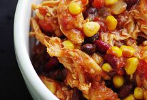 crock pot meals / by Tina Wilson