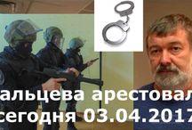 Мальцева арестовали 03.04.2017онлайн в Саратове