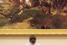 At the museum/A múzeumban / Láss, ne csak nézz!