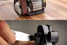 herramientas para fabricar cuchillos