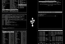 CyberPunk Interface, UI, HUD
