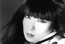 Sayoko Yamaguchi / 山口小夜子