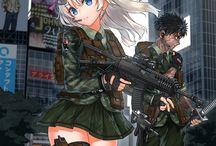 Gun girls nyu