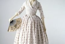 Well-Dressed History: 1780-1789