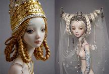 doll art marina bychkova & others