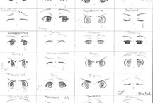 Sketching/Studies/Tutorials