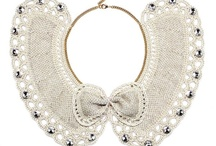 Boticca's Collar Necklaces / Discover unique Collar Necklaces with special stories from independent designers around the world, found and curated by Boticca to bring you the best selection of Necklaces and other fashion jewelry and accessories. / by Boticca