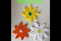 Flors crochet