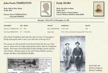 Family history / by Roberta Sheffield