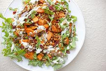 Healthy lunch dinners