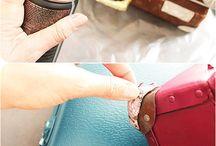 Customiser sa valise / Once a DIY