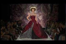 """GIADA CURTI A.W.2010-11 Collection """"Alice in the wonderland"""" / Video - Haute Couture Collection A.W.2010-11 Alta Roma Alta Moda"""
