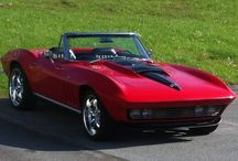Classic cars..