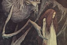 Brian Froud ArT / by etta edlyn