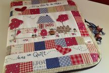 Quilt covers and vallets