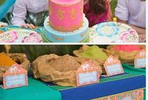 Bollywood kids party