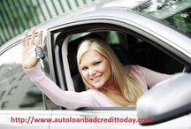 Auto Loan Bad Credit Today / We are dealing with auto car loans for new cars as well as used cars. We help people who have bad credit records to get auto loan at very low rate.