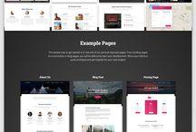Creative Tim - Web Design Resources / Our personal portfolio