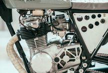 Boney / Motorcycles