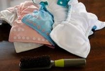 Cloth Diapers / by Lauren Kuefler