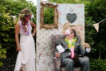 Photo Booth | Weddings / by Serendipity Weddings & Nails