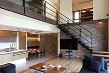 Urban style interior