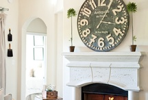 Sweet Fireplaces