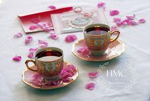 """Tea Time """" La vie en rose"""" / The Most Fragrant Rose Party"""