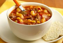 Chili, Soups &Stews