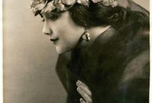 La femme dans le passé