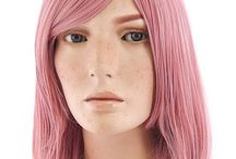 Basic Cosplay Wigs