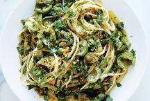 Recepten / Pasta