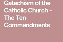 The Vatican has changed the Ten Commandments / http://www.vatican.va/archive/ccc_css/archive/catechism/command.htm