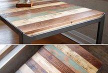 decoración madera
