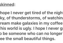 SMALL BEAUTIFUL THINGS