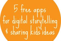 Digital fortelling